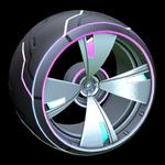 Blade Wave wheel icon
