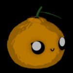 Tranquil Tangerine topper icon