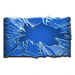 Broken Glass player banner icon