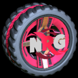 Bionic NRG Esports wheel icon