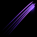 Laser Wave I trail icon