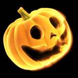 Scary Pumpkin rocket boost icon