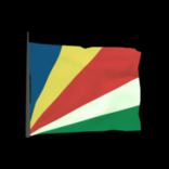 Seychelles antenna icon