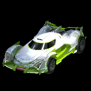 Centio V17 body icon lime