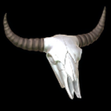 Cow Skull topper icon