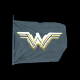 Wonder Woman antenna icon