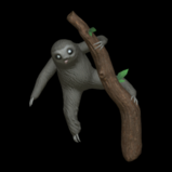 Little Sloth topper icon