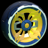 Mendoza wheel icon