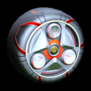 FGSP wheel icon crimson