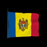 Moldova antenna icon