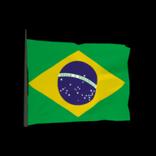 Brazil antenna icon
