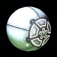 Retro Ball Urban antenna icon