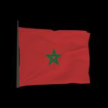Morocco antenna icon