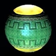 Retro Ball Utopia antenna icon