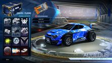 Crate - Turbo - Takumi Aqueous