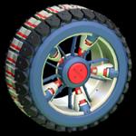 Shortwire wheel icon