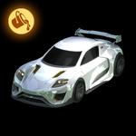 Jäger 619 RS body icon paint