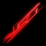 Stranger Things rocket boost icon