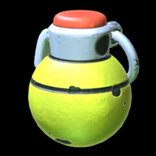 Worms W.M.D. Grenade antenna icon