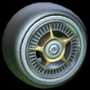 SLK wheel icon grey