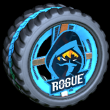 Bionic Rogue wheel icon