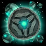 Ballistic goal explosion icon