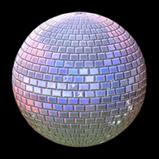 Disco Ball antenna icon