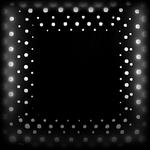 Dot Matrix decal icon