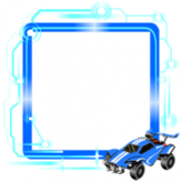 Free ride avatar border icon