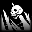 Spikes decal icon