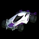 Mantis body icon purple