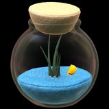 Fishbowl topper icon