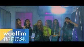 로켓펀치(Rocket Punch)ㅣWith Woollim '이어달리기' Relay Trailer