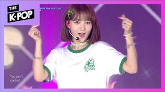 200th Stage ROCKET PUNCH, Russian Roulette(Original song Red Velvet) THE SHOW 190820-0