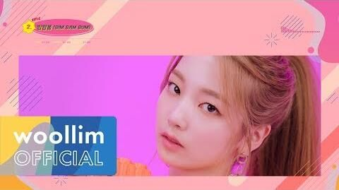 Rocket Punch(로켓펀치) 'Pink Punch' Album Preview