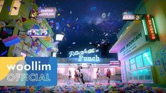 Rocket Punch(로켓펀치) 'BIM BAM BUM' Official MV
