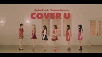 Red Velvet - Russian Roulette (Covered by Rocket Punch)