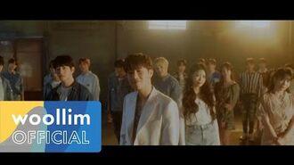 With Woollim '이어달리기' MV (Sung by 인피니트&러블리즈&골든차일드&로켓펀치&울림루키)-0