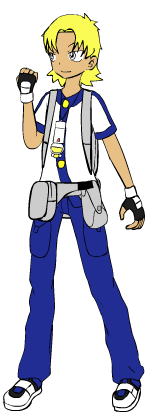 TalonPic (Aka I couldn't recreate Tidus in the creator so I made this intead.png)