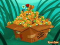 Snails in box