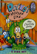 Rocko's Modern Life; The Complete Series