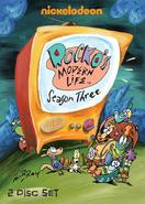 Rocko's Modern Life; Season 3