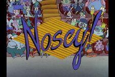 Nosey! logo