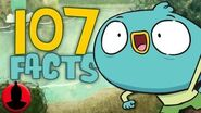 107 Harvey Beaks Facts YOU Should Know! (107 Facts S7 E13) Channel Frederator