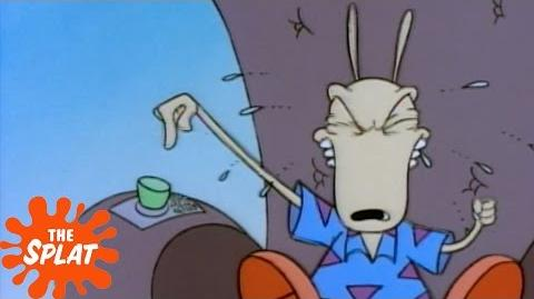"Rocko's Modern Life - ""Don't Touch the Green Button"" NickOrTreat The Splat"
