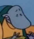 Filburt without glasses