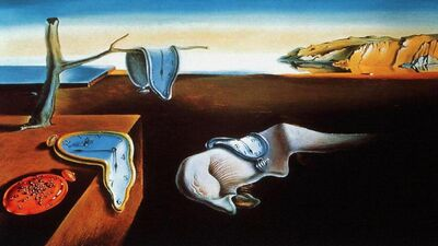 The-persistence-of-memory-salvador-dali 121638270