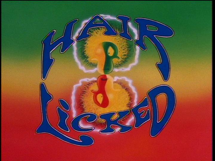 Hair Licked Rockos Modern Life Wiki Fandom Powered By Wikia