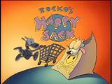Rocko's Happy Sack