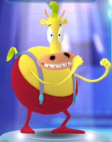 Heffer In Nickelodeon Super Brawl Universe